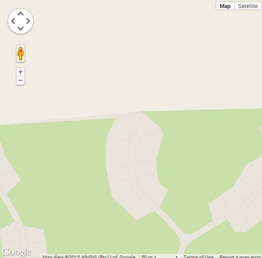 Map Kathumzi B&B in Kathu  Kalahari  Northern Cape  South Africa