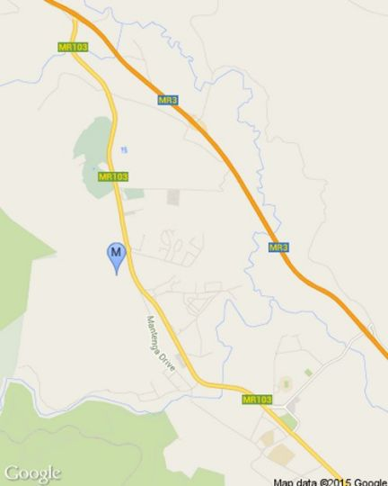 Map Mogi Boutique Hotel in Malkerns  Manzini (Region)  Swaziland