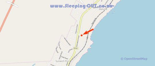 Map 1 Boboyi Mangrove Beach Estate in Melville (KZN)  South Coast (KZN)  KwaZulu Natal  South Africa