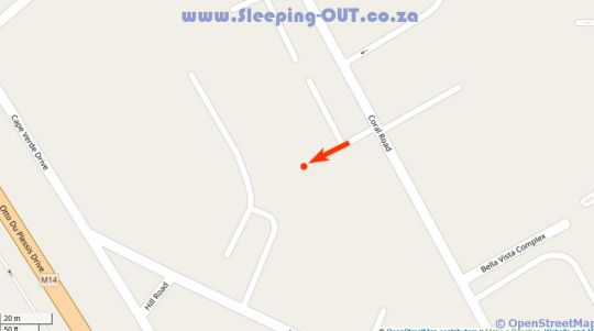 Map 602 Infinity in Bloubergstrand  Blaauwberg  Cape Town  Western Cape  South Africa