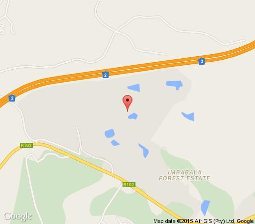 Map 28 Gleneagles Selborne Park in Pennington  South Coast (KZN)  KwaZulu Natal  South Africa