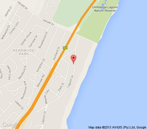 Map 802 Bermudas in Umhlanga Rocks  Umhlanga  Northern Suburbs (DBN)  Durban and Surrounds  KwaZulu Natal  South Africa