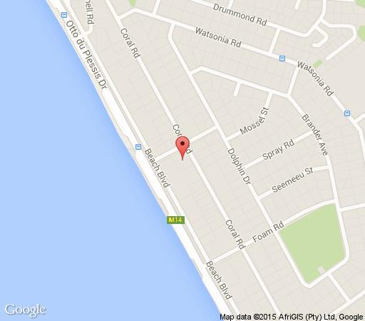 Map Grasso Heights in Bloubergstrand  Blaauwberg  Cape Town  Western Cape  South Africa