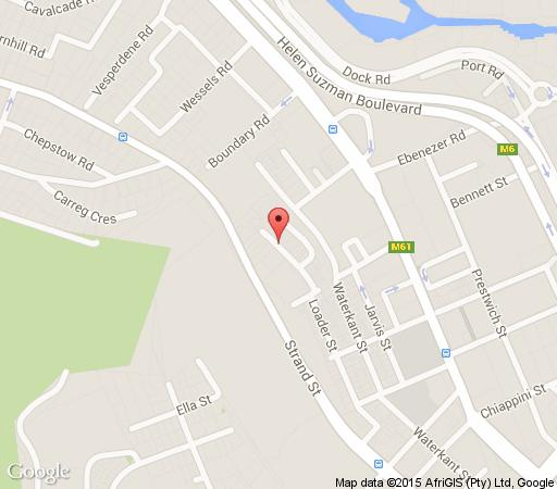 Map Loader St Magical Cottage in De Waterkant  City Bowl  Cape Town  Western Cape  South Africa