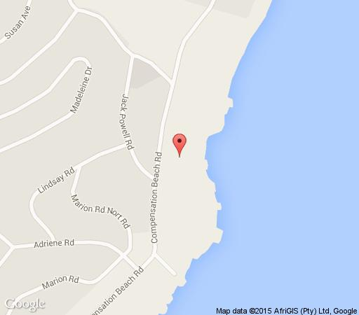 Map San\'s Place Ballito in Ballito  North Coast (KZN)  KwaZulu Natal  South Africa