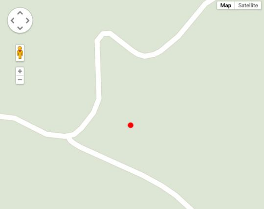 Map Diggersrest Lodge in Magoebaskloof  Valley of the Olifants  Limpopo  South Africa