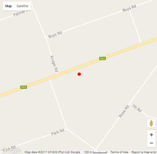 Map Contractor Stay Vereeniging in Vereeniging  Sedibeng District  Gauteng  South Africa