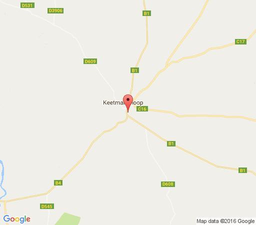 Map Seeheim Hotel in Keetmanshoop  Karas  Namibia