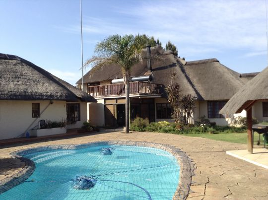 Map 12 On Vaal Drive B&B in Vanderbijlpark  Sedibeng District  Gauteng  South Africa
