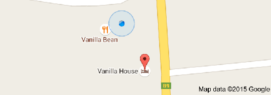 Map Vanilla House  in Black River  Mauritius