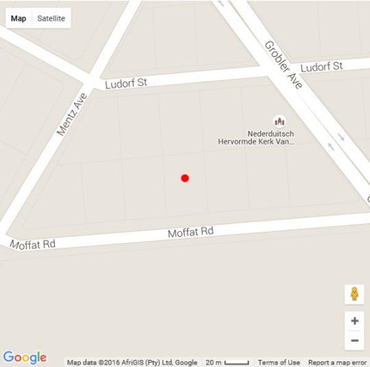 Map Carlana Holiday Accommodation in Bela Bela  Bushveld  Limpopo  Afrique du Sud