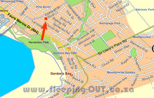 Gordons Credit Card >> 33 on West - Gordon's Bay, South Africa
