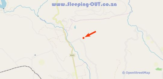 Map Gourikwa Nature  Reserve in Gouritzmond  Garden Route  Western Cape  South Africa