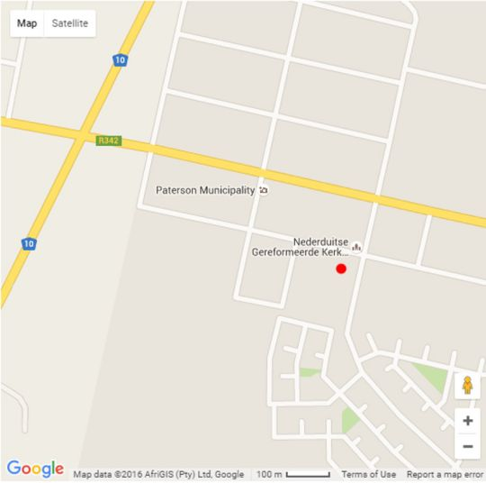 Map Sandflats Country Inn and Self-Catering in Addo  Cacadu (Sarah Baartman)  Eastern Cape  South Africa