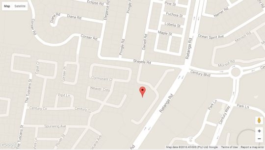 Map 108 Donyo in Century City  Blaauwberg  Cape Town  Western Cape  South Africa