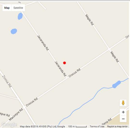 Map Filmerton Guest Lodge in Kyalami  Midrand  Johannesburg  Gauteng  South Africa
