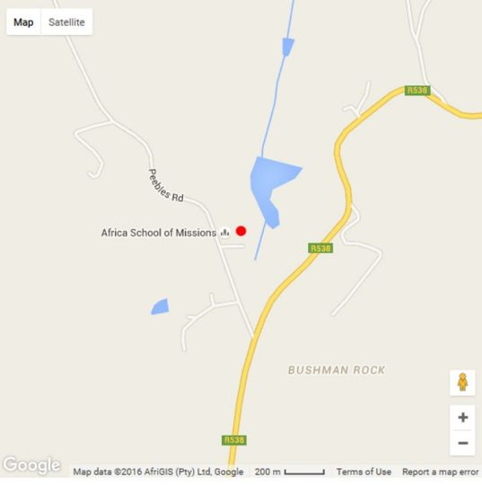 Map Near2Numbi in White River  The Panorama  Mpumalanga  South Africa