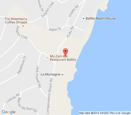 Map 402 Manor View in Ballito  North Coast (KZN)  KwaZulu Natal  South Africa