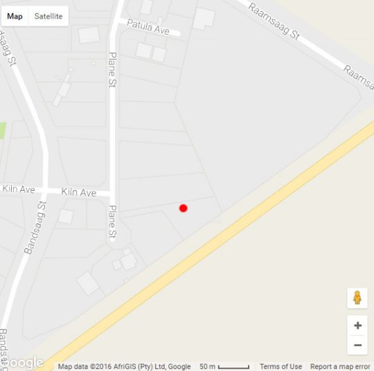 Map MyWay Holiday Resort in Sabie  The Panorama  Mpumalanga  South Africa