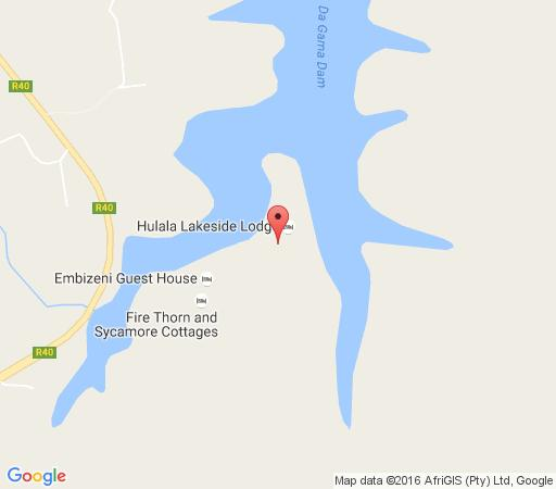 Map Dove House in White River  The Panorama  Mpumalanga  South Africa