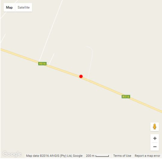 Map My Bush Camp in Bela Bela  Bushveld  Limpopo  South Africa