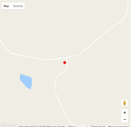 Map Fraaigelegen Farm in Tulbagh  Cape Winelands  Western Cape  South Africa