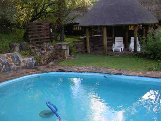 Map Honey Nest Resort in Rustenburg  Bojanala  North West  South Africa