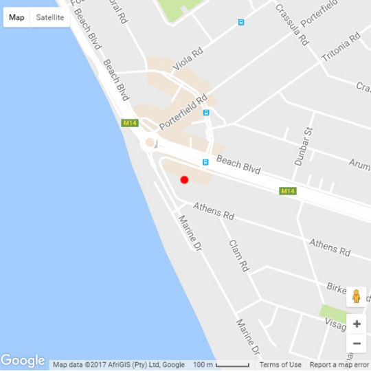 Map 301 Portico in Bloubergstrand  Blaauwberg  Cape Town  Western Cape  South Africa