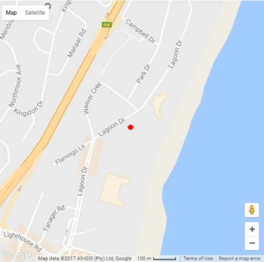 Map 43 Sea Lodge in Umhlanga Rocks  Umhlanga  Northern Suburbs (DBN)  Durban and Surrounds  KwaZulu Natal  South Africa