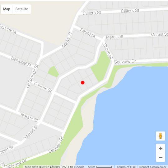 Map LaatLam93 in Franskraal  Overberg  Western Cape  South Africa