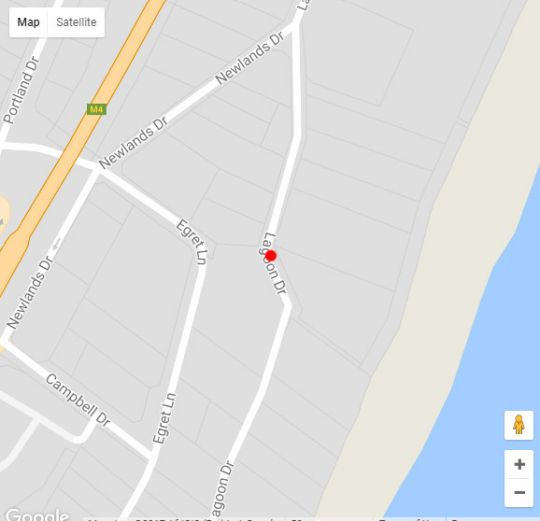 Map 1002 Bermudas in Umhlanga Rocks  Umhlanga  Northern Suburbs (DBN)  Durban and Surrounds  KwaZulu Natal  South Africa