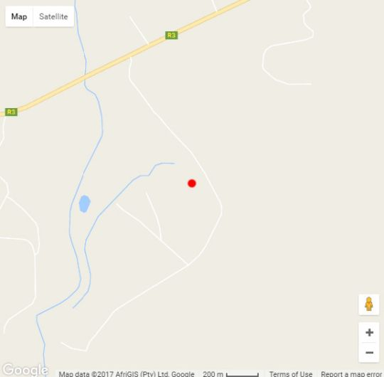 Map St. Hubertus Lodge in Hartbeespoort  Bojanala  North West  South Africa