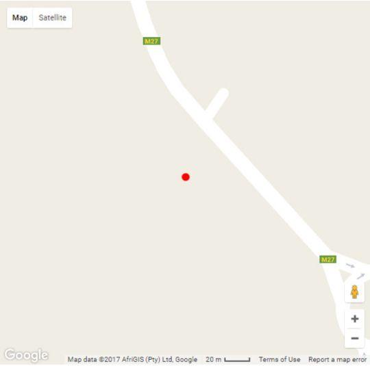 Map Umdloti Letting & Sales in Umdloti  North Coast (KZN)  KwaZulu Natal  South Africa