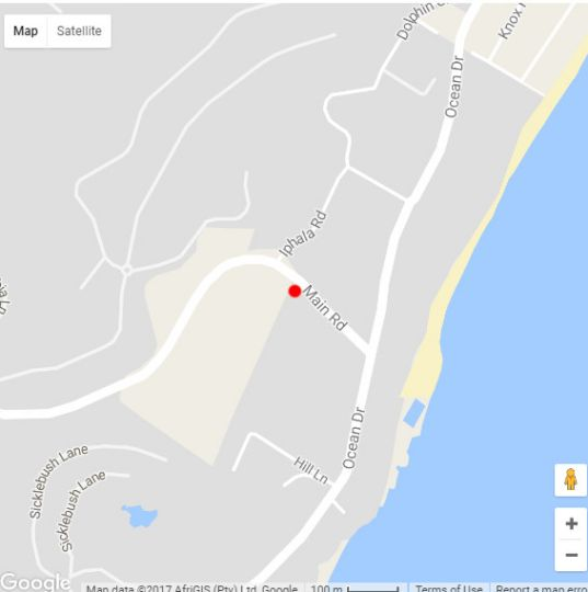 Map Eden Palms in Durban North  Northern Suburbs (DBN)  Durban and Surrounds  KwaZulu Natal  South Africa