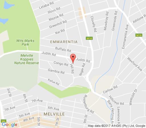 Map 43 On Congo In Emmarentia Johannesburg in Emmarentia  Northcliff/Rosebank  Johannesburg  Gauteng  South Africa