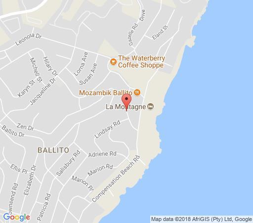 Map La Ballito 207 in Ballito  North Coast (KZN)  KwaZulu Natal  South Africa