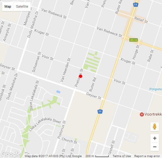 Map Doors Inn (The) in Mokopane  Waterberg  Bushveld  Limpopo  South Africa
