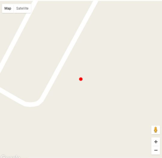 Map Askham Chalets in Askham  Green Kalahari  Northern Cape  South Africa