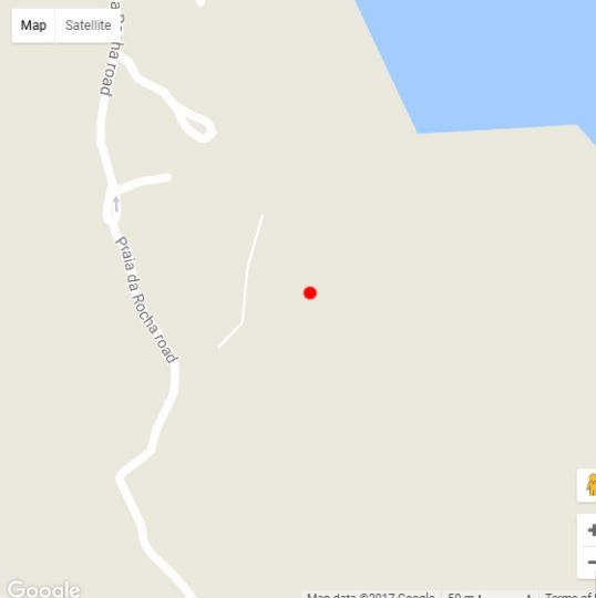 Map Guinjane Lodge in Guinjata Bay  Jangamo District  Inhambane  Mozambik