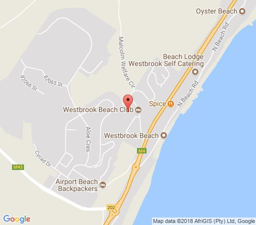 Map Jimbaran 8 in Westbrook  North Coast (KZN)  KwaZulu Natal  South Africa