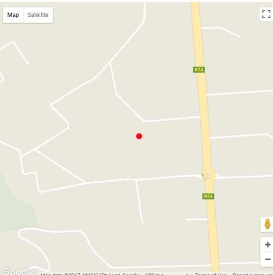 Map Manor Hills Guest Lodge  in Rustenburg  Bojanala  North West  South Africa