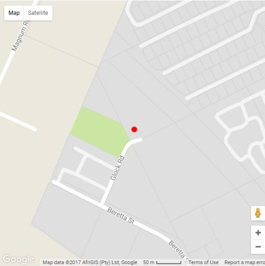Map Savannah Self-Catering Apartments in Honeydew  Roodepoort  West Rand  Gauteng  South Africa