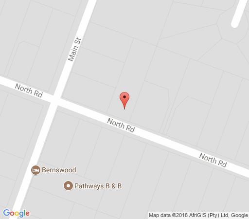 Map Linden Retreat Guesthouse & Apartments in Linden  Northcliff/Rosebank  Johannesburg  Gauteng  South Africa