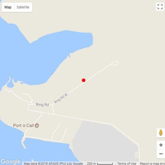 Map La Best Vaal Manor in Vaal Dam  Sedibeng District  Gauteng  South Africa