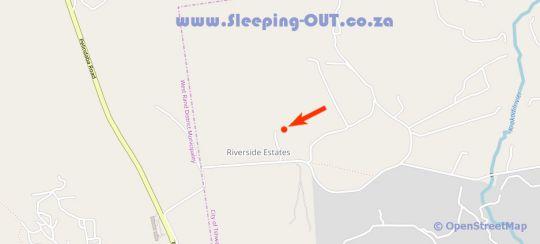 Map Engedi Retreat in Lanseria  Midrand  Johannesburg  Gauteng  Zuid-Afrika