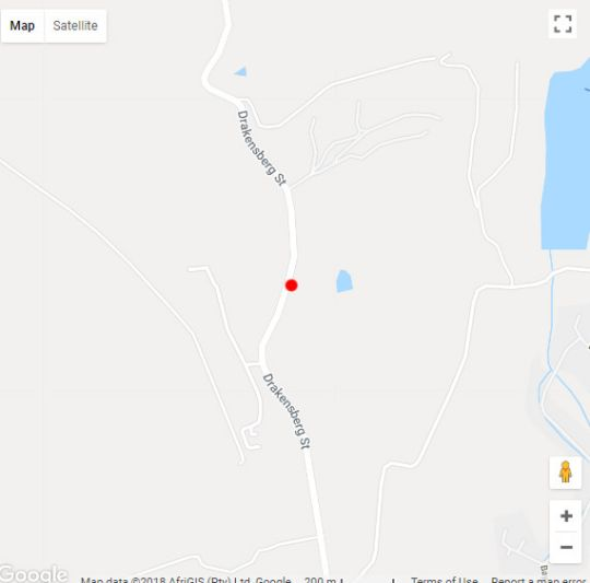 Map NAD Living in White River  The Panorama  Mpumalanga  South Africa