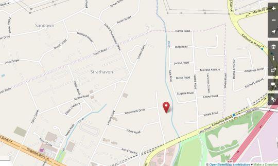 Map Dynasty Forest Sandown Serviced Apartment in Sandton Central  Sandton  Johannesburg  Gauteng  South Africa