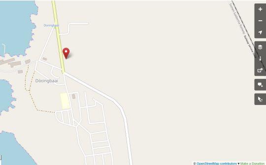 Map Diamond Divers  in Doringbaai  West Coast (WC)  Western Cape  South Africa