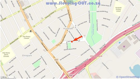 Map Libem Lodge 11 in Edenvale  Ekurhuleni (East Rand)  Gauteng  South Africa
