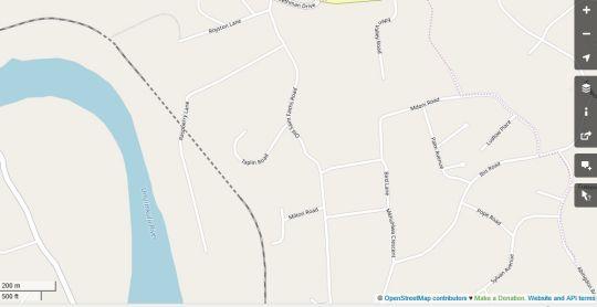 Map Retreat on Raspberry Lane in Umtentweni  South Coast (KZN)  KwaZulu Natal  South Africa